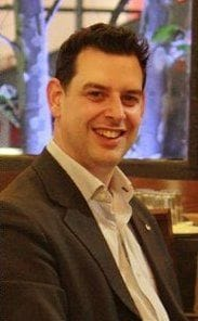 Steven Aquilina, President Rotary Club of Southbank (2012-2013)
