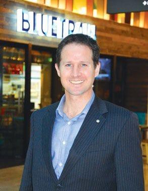 Richard Shortt, President Rotary Club of Southbank (2013-2014)