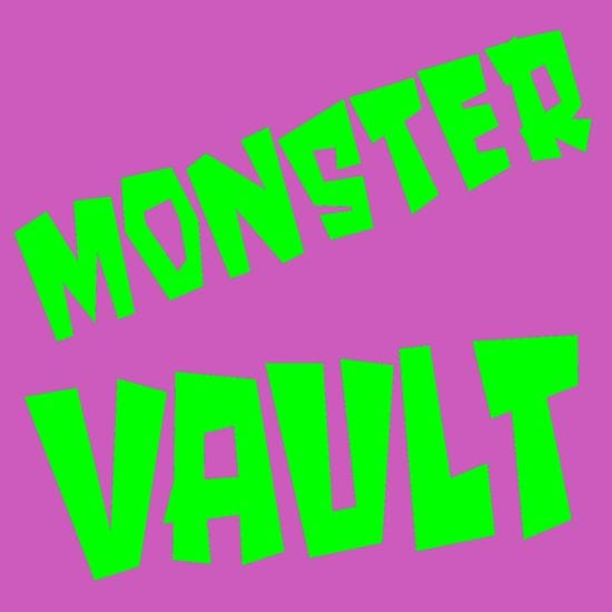 """The new Spooky Room podcast """"Monster Vault"""" has launched"""