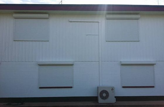 Roller & Cyclone Shutters Gallery