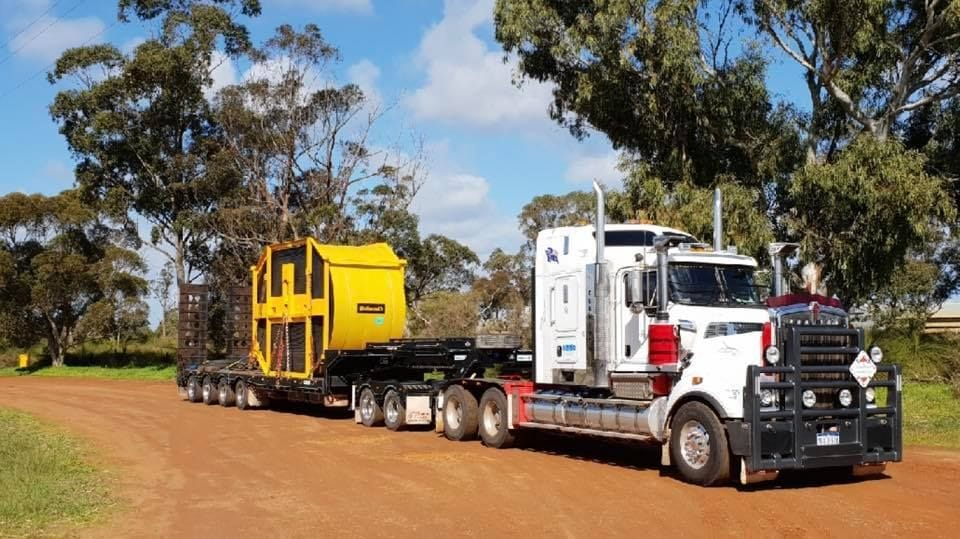 Australia Wide Haulage | Over-Dimensional Transport | oversized transport