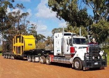 Australian Wide Haulage | Over-Dimensional Transport Capabilities