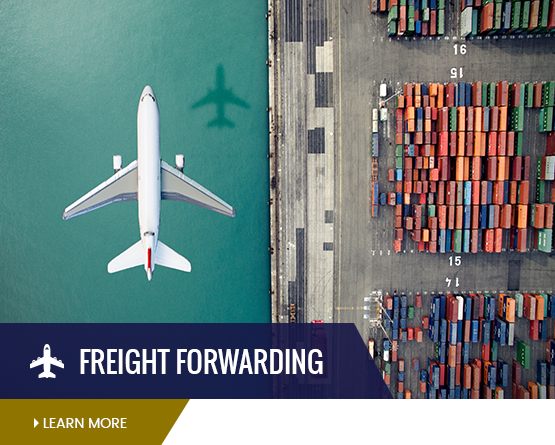 Fright Forwarding Services
