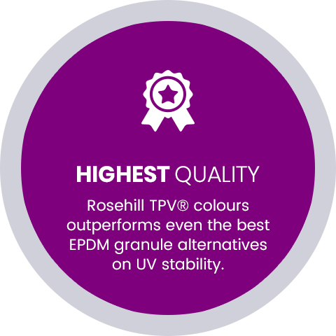 Surface Designs | Rosehill TPV® Highest Quality