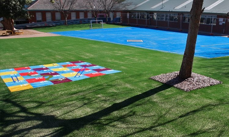 synthetic grass_snakes and ladders