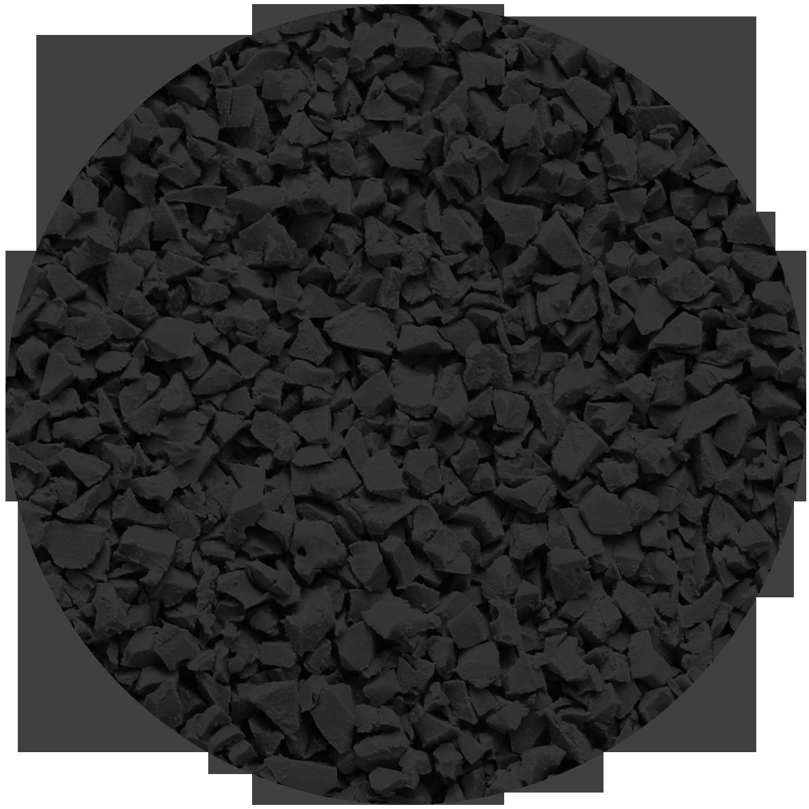 Black TPV Rosehill TPV® Rubber