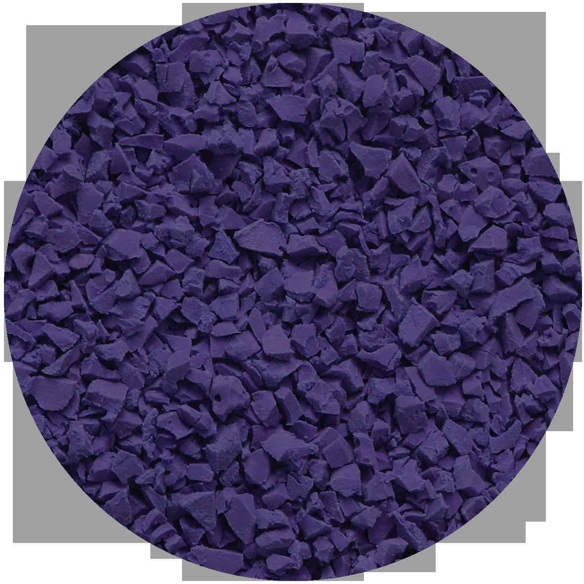 Purple Rosehill TPV® Rubber
