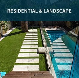 Residential & Landscape | Synthetic Grass & Rubber Surfaces
