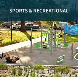 Sports & Recreational | Synthetic Grass & Rubber Surfaces