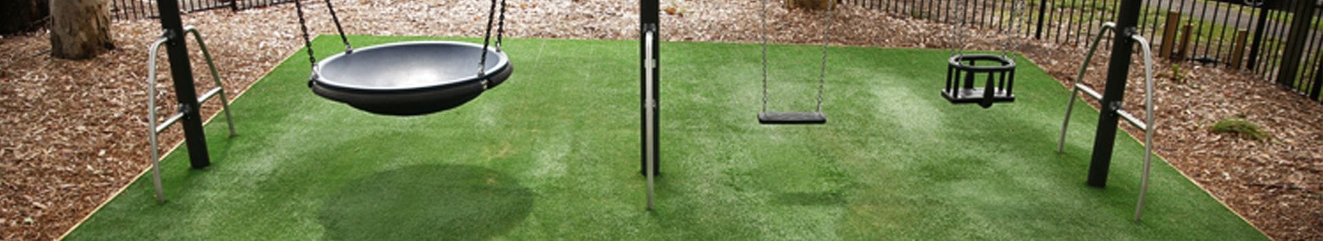 Synthetic Grass and Rubber