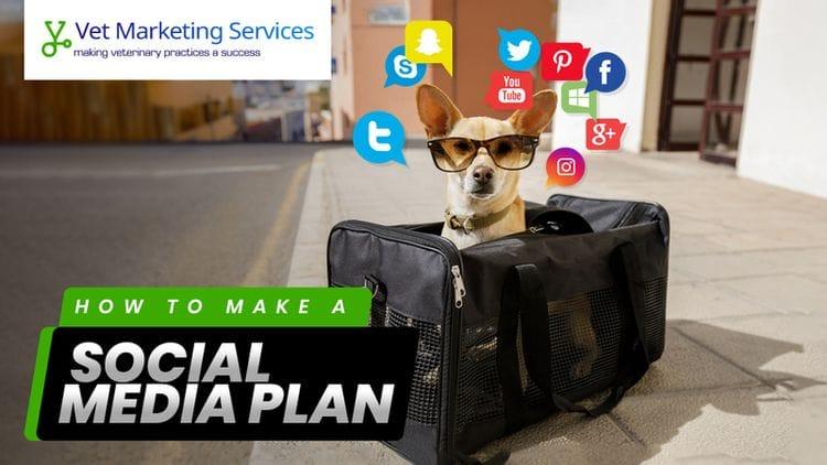 How To Make A Veterinary Clinic Social Media Plan