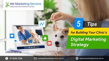 5 Tips for Building Your Clinic's Digital Marketing Strategy