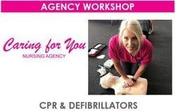 WORKSHOP -> CPR & DEFIBRILLATORS (HLTAID001)