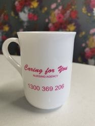 Coffee Cup by Caring for You