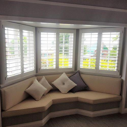 Bay Window Shutters