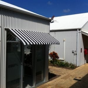 Docril Fabric FNF Awning