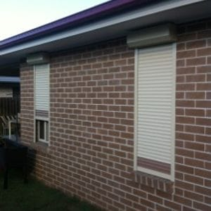 Extra Security Roller Shutter