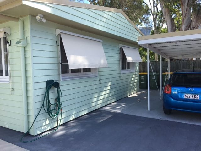 Recovers and reskins for awnings | Gold Coast Blinds & Awnings