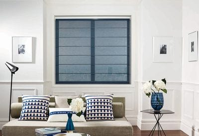 Roman blinds | Interior blinds on the Gold Coast