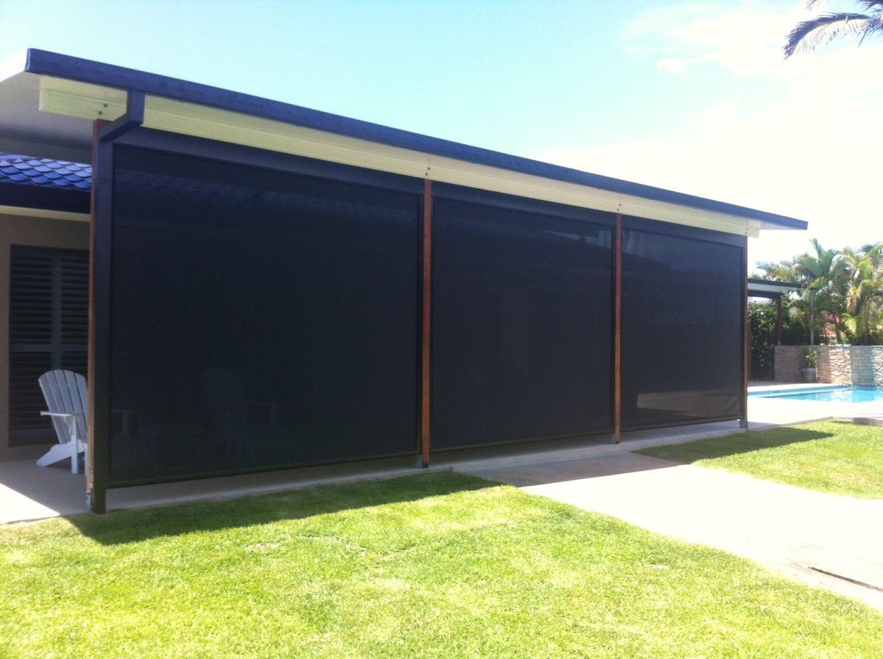 Ziptraks | Outdoor blinds, outdoor awnings on the Gold Coast