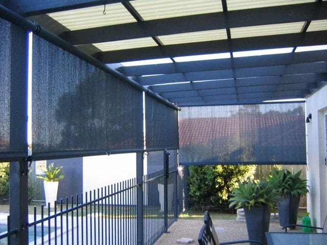 Spring rollers | Outdoor blinds, outdoor awnings on the Gold Coast