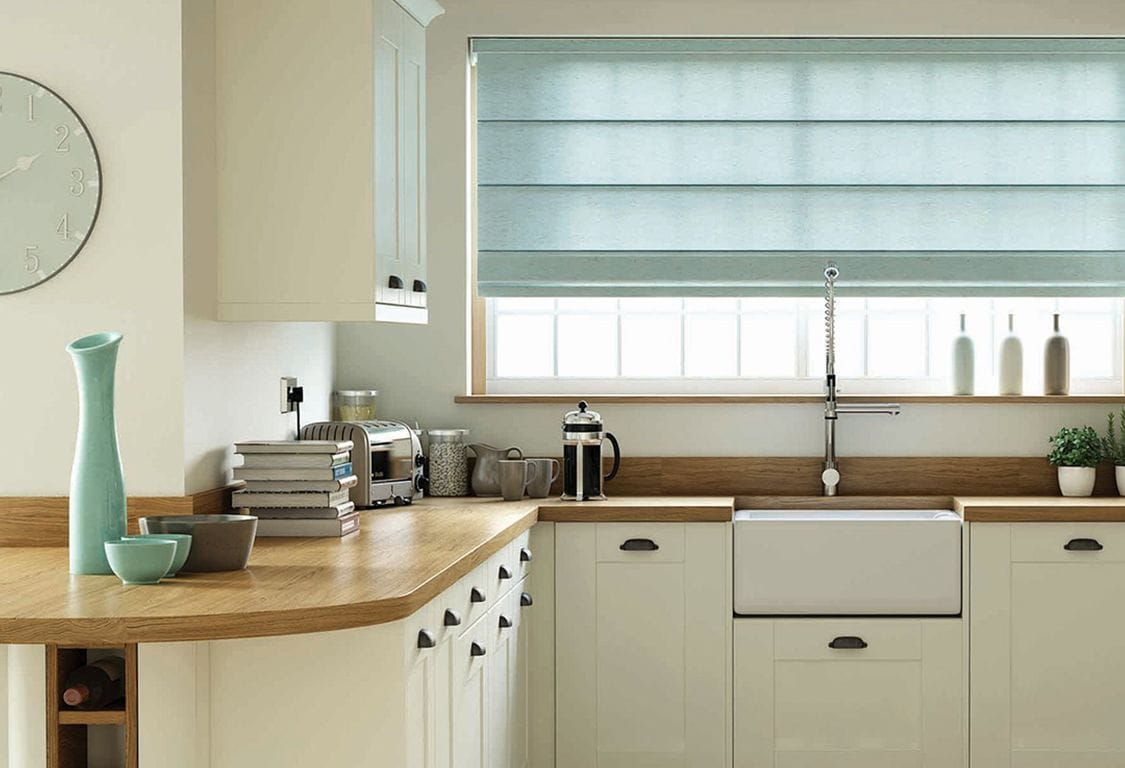 Roman Blinds Gold Coast | Interior Blinds