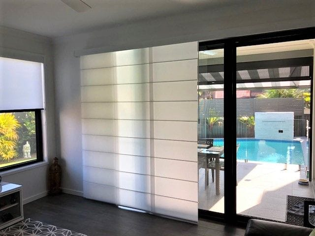 Panel glides | Interior blinds on the Gold Coast