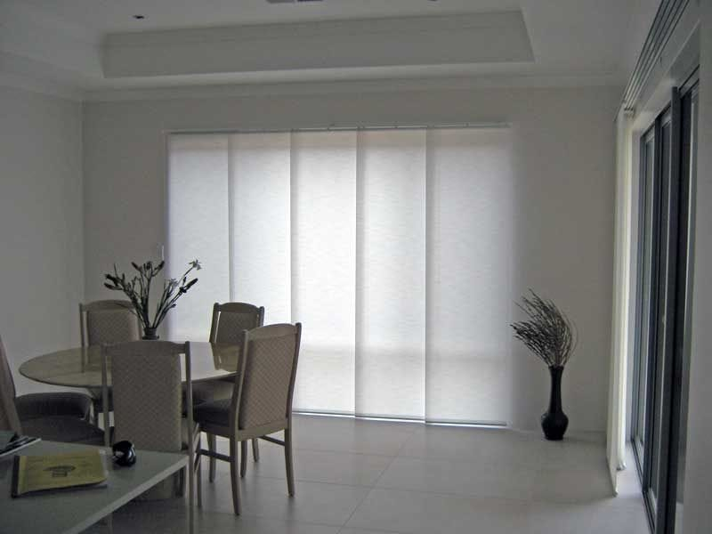 Panel Glides Gold Coast   Interior Blinds