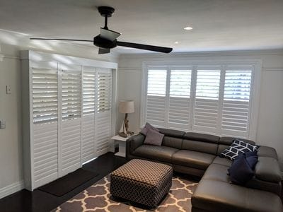 Interior Shutters on the Gold Coast