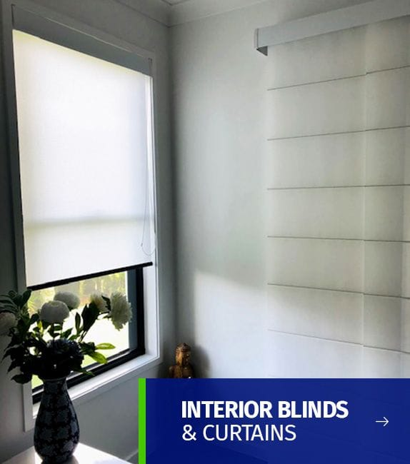 Interior Blinds & Curtains on the Gold Coast from U-Select Blinds