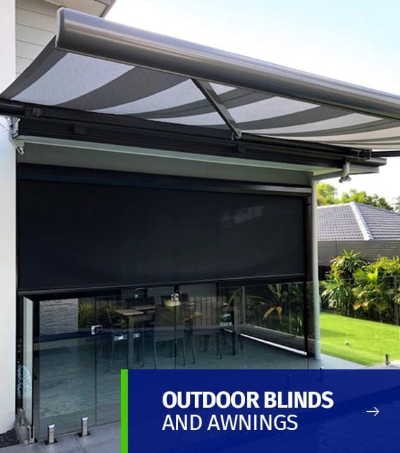 Outdoor Blinds & Awnings on the Gold Coast from U-Select Blinds