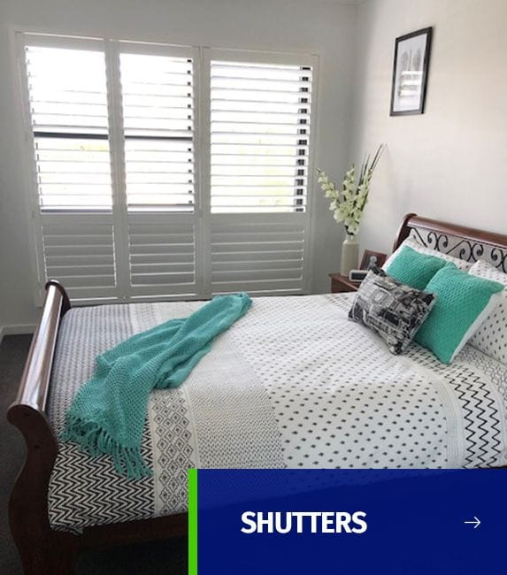 Shutters on the Gold Coast from U-Select Blinds