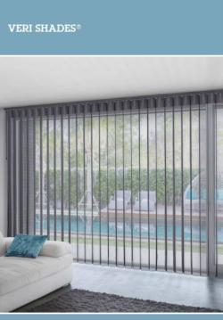 Veri Shades Brochure | Interior Blinds Gold Coast