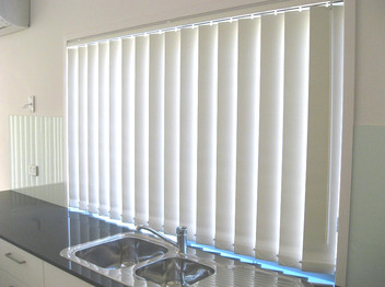 Vertical Drapes Gold Coast | Interior Blinds
