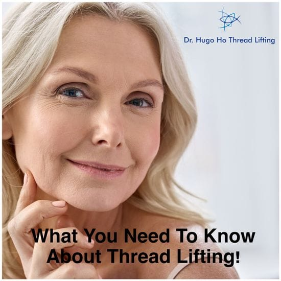 What you need to know about thread lift