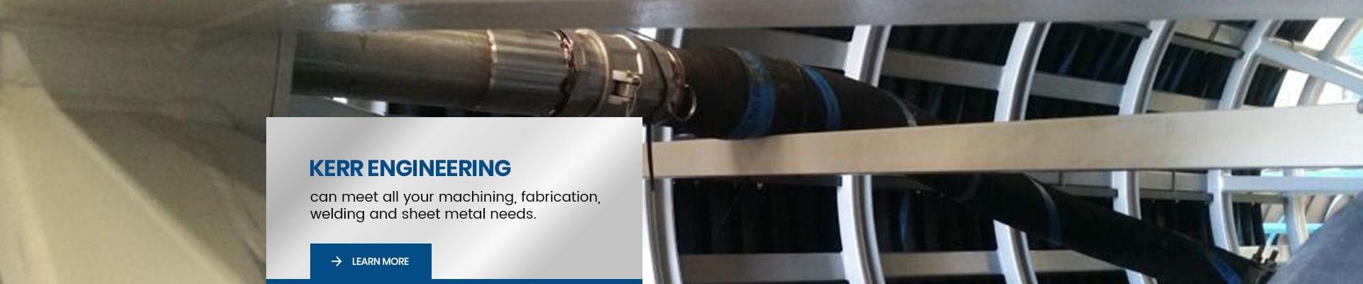 Kerr Engineering | Machining Services Western Australia