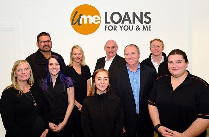 Ume Loans Group Photo