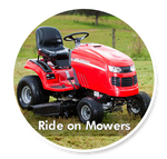 bad credit Ride on mower loans