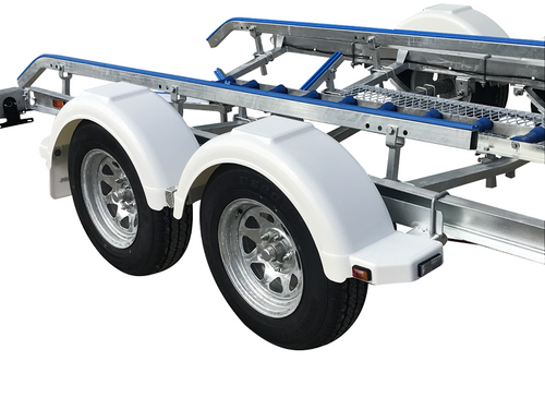 CBT58M14 C-CHANNEL TANDEM AXLE