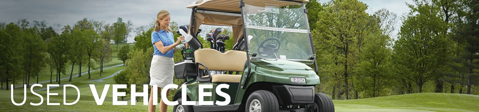 Used Vehicles | Golf Car World