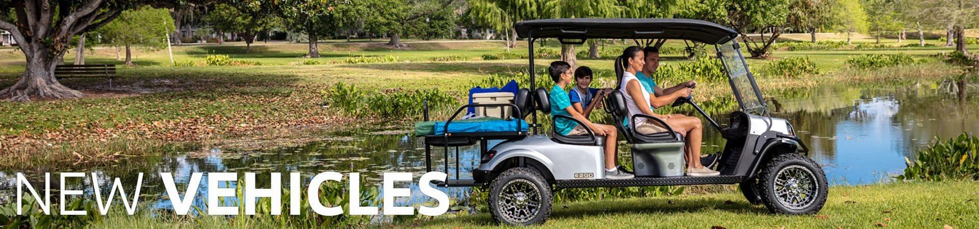New Vehicles | Golf Car World