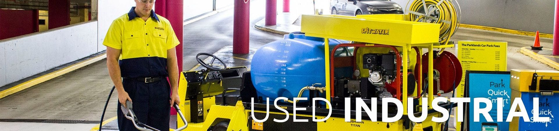 Used Industrial Vehicles | Golf Car World