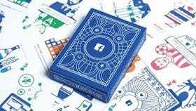 Facebook launches print campaigns to build brand connection