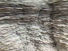 The Reason 'Going Paperless' May Not Be the Greenest Option