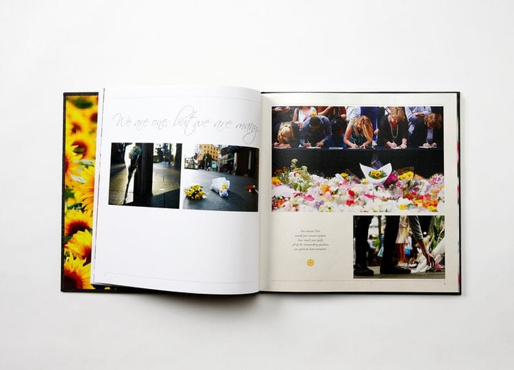 FEATURED PROJECT: Sydney Siege memorial Remembering Katrina and Tori
