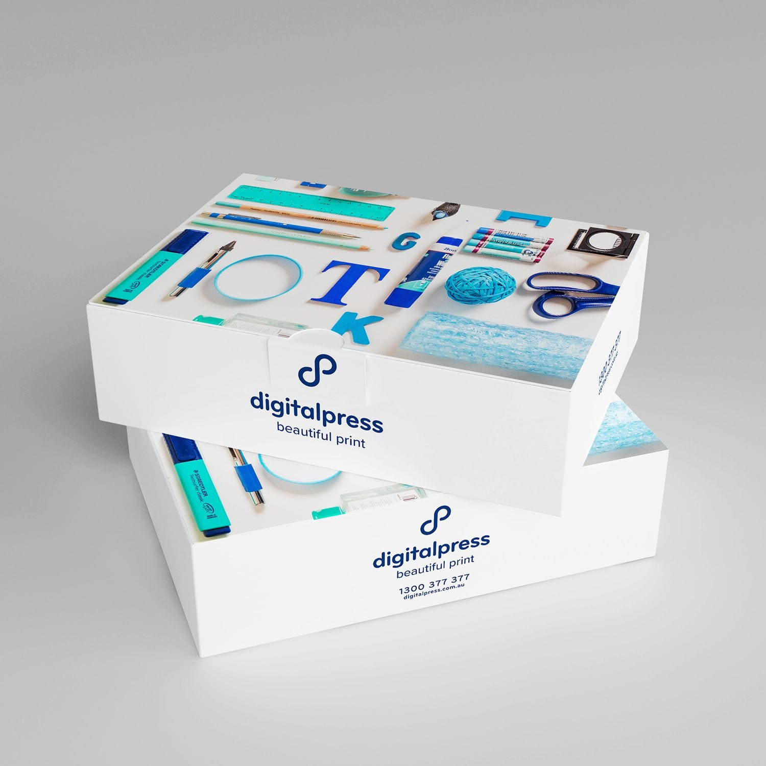 Boxes and Packaging Printing | Digitalpress Sydney