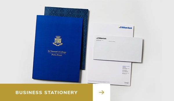 Digital Press | Business Stationery