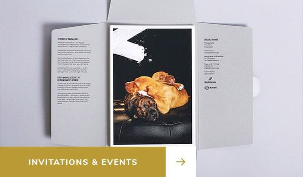Digital Press | Invitations and Events