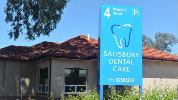 Salisbury Dental Care | Dentists in Salisbury | Paralowie | Elizabeth South | Elizabeth Vale | Parafield Gardens | Brahma Lodge | Salisbury Park | Salisbury North | Salisbury Plain | Salisbury South | Salisbury Downs | Northern Adelaide SA