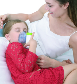 Echamber | Portable Nebuliser | BHC-NEB-P